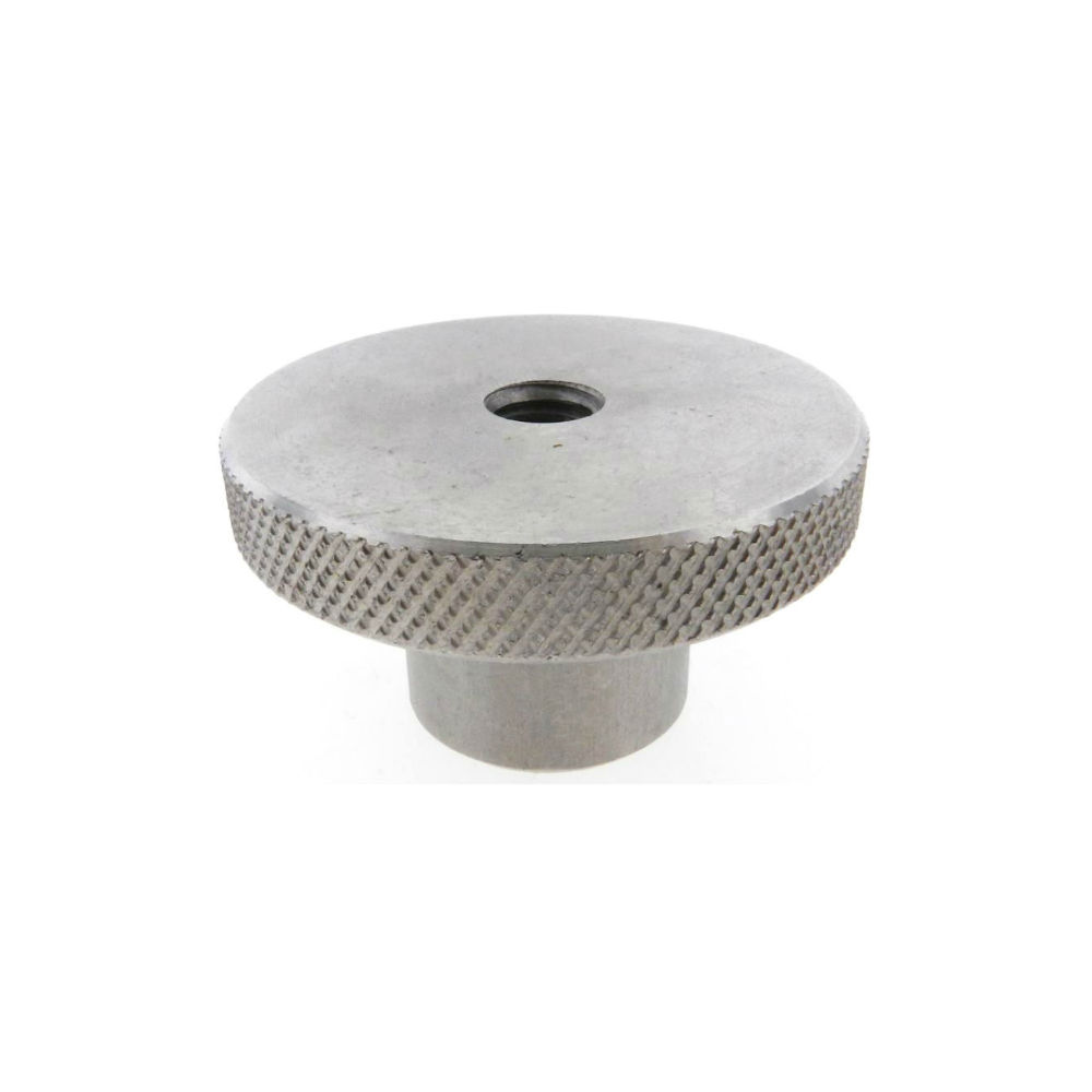 Metal Knob | Knurled Knob | Tapped Hole | Reamed | Control Knob ...