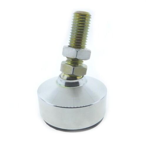 Anti-vibration metric light duty control mount