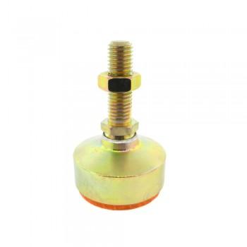 Anti-vibration metric medium duty control mount
