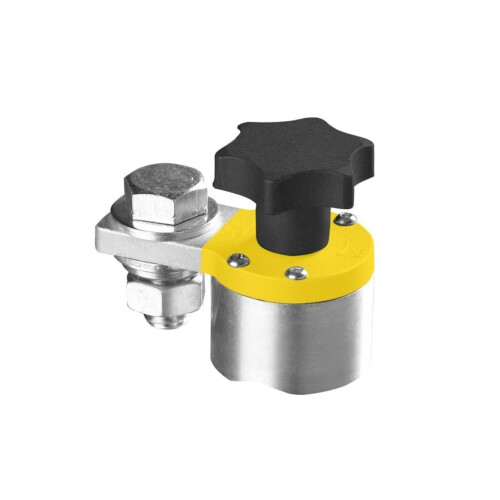 Welding clamps and grounds magnetic tools by Magswitch