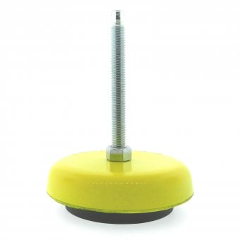 Anti-vibration mount ideal for industrial machinery