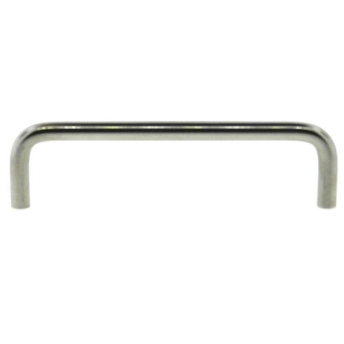 A pull handle made from a stainless steel wire