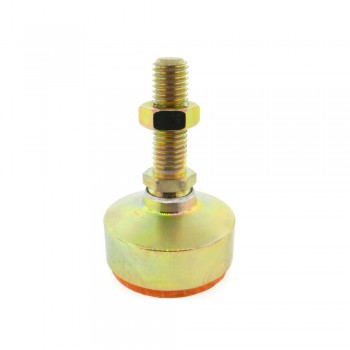 Anti-vibration metric heavy duty control mount